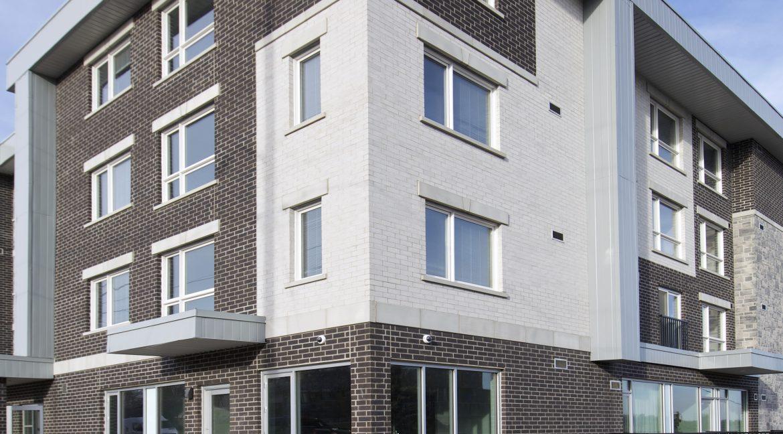 Exterior C Block